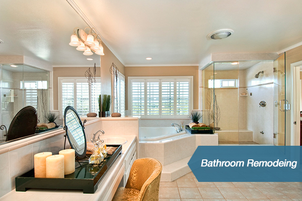 Stockton CA Bathroom Remodeling Darin Brazil Construction Inc - Bathroom remodel stockton ca